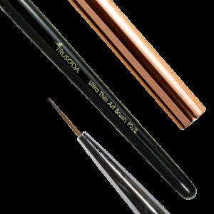 NOVÉ Student line brush - Super thin Art brush #0/5 / SLBR10