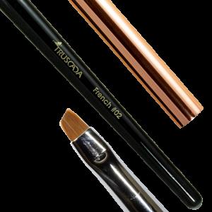 NOVÉ Student line brush - French #02 (natural nylon) / SLBR3