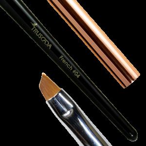 NOVÉ Student line brush - French #04 (natural nylon) / SLBR4