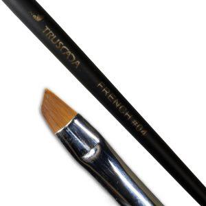 Student line brush - French #04 (natural nylon) / SLBR4
