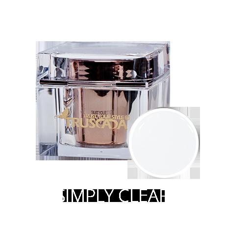 UV Modelačný gél - Simply Clear