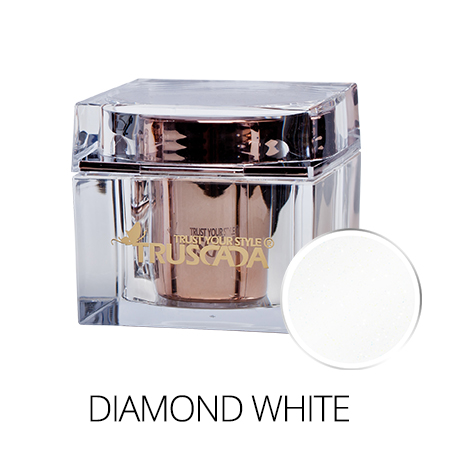 UV Gél French Diamond White