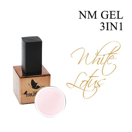NM gél - White Lotus