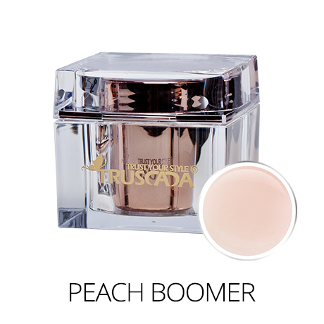 UV Modelačný gél - Peach boomer 2in1