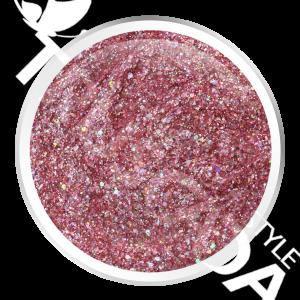 GÉL-LAK UNICUM+ Luxury 2IN1 Galaxy Pink 5ml