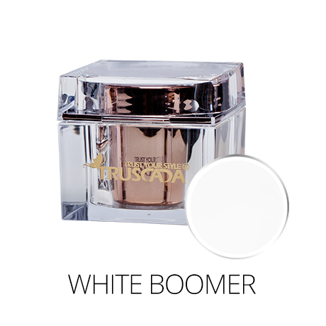 UV Gél White Boomer 2IN1